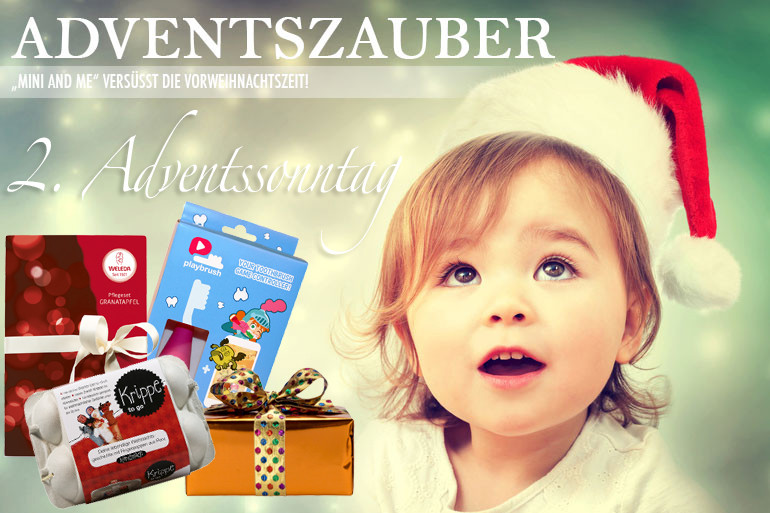 """Mini and Me"" Adventszauber: Verlosung am 2. Adventssonntag"
