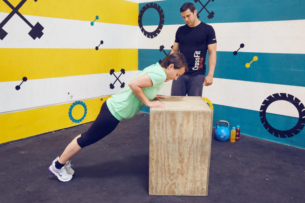 Profi-Workout-Tipp: So gelingen Push-Ups ganz sicher!