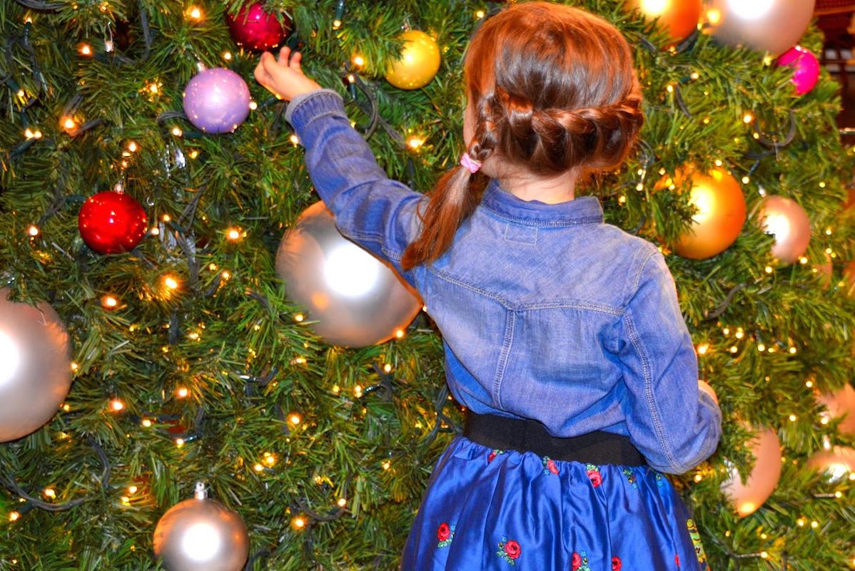 """Weihnachten bei… Mihaela vom """"Beauty Mami Blog"""" (mit weihnachtlichem DIY)"""