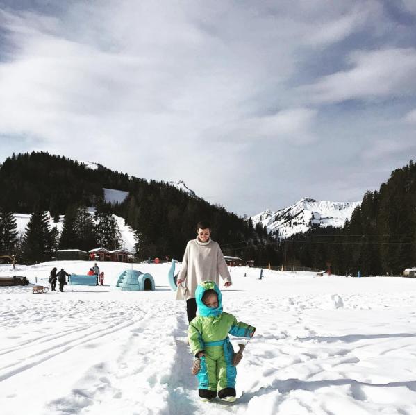 Familienparadies Sporthotel Achensee: Stell dir vor, du machst Urlaub mit Baby und musst NICHTS mitnehmen!
