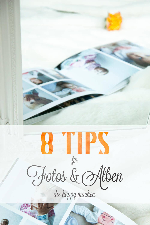 Herzmomente festhalten: 8 Tipps für Fotos, die happy machen & wir testen das ifolor Fotoalbum*