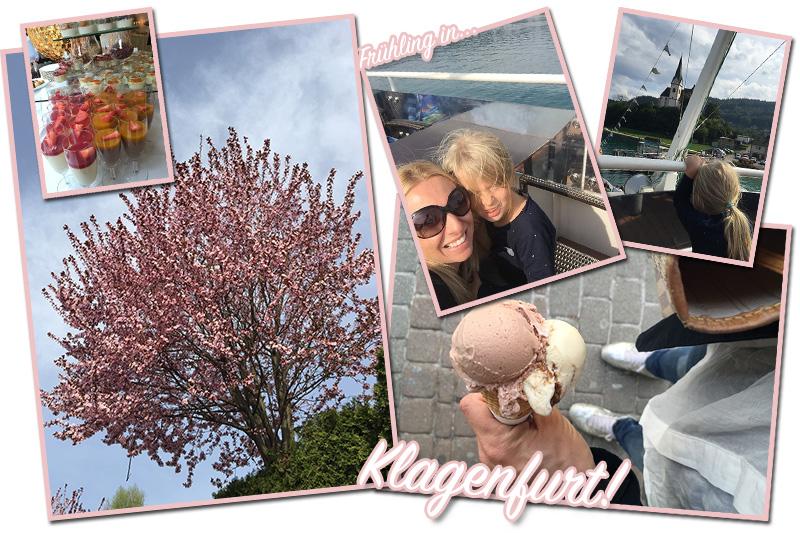 Raus ins Freie: Klagenfurt mit Kind
