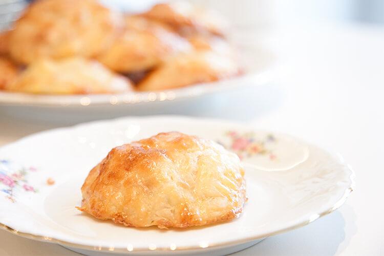 backen mit Kindern apfelkuchen kekse