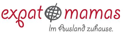 expat Mamas auswandern mit kindern logo