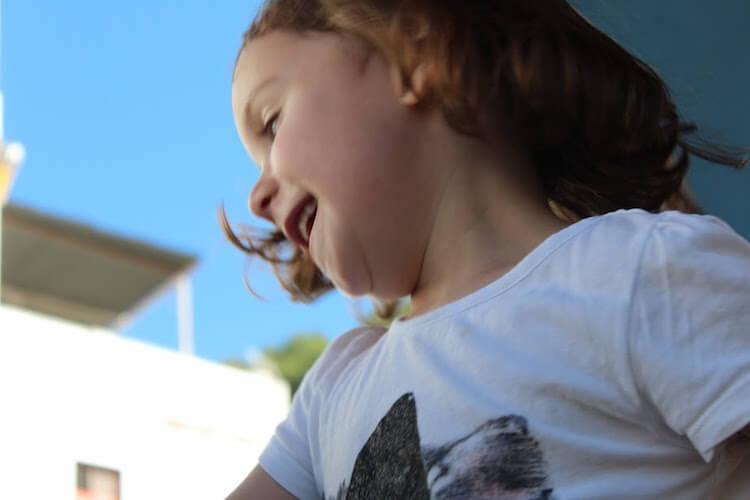 im Ausland leben mit kindern in Andalusien wie Susanne mit ihrer familie