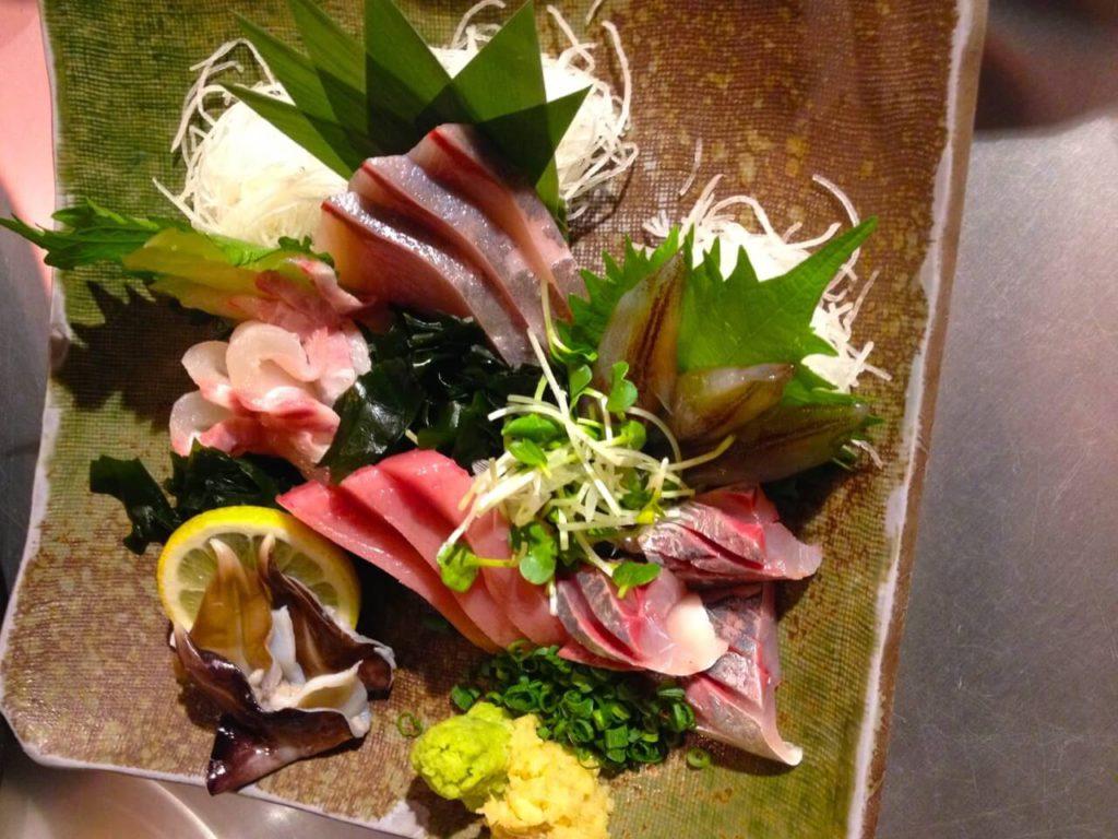 sushi in japan genießen