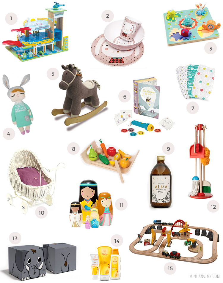 geschenkideen Weihnachtsgeschenke für Babys und Kleinkinder von mini and me zu weihnachten