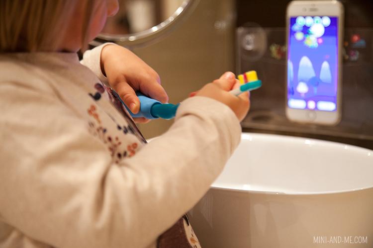 Playbrush: für Spaß am Zähneputzen und eine gesunde Zahnpflegeroutine