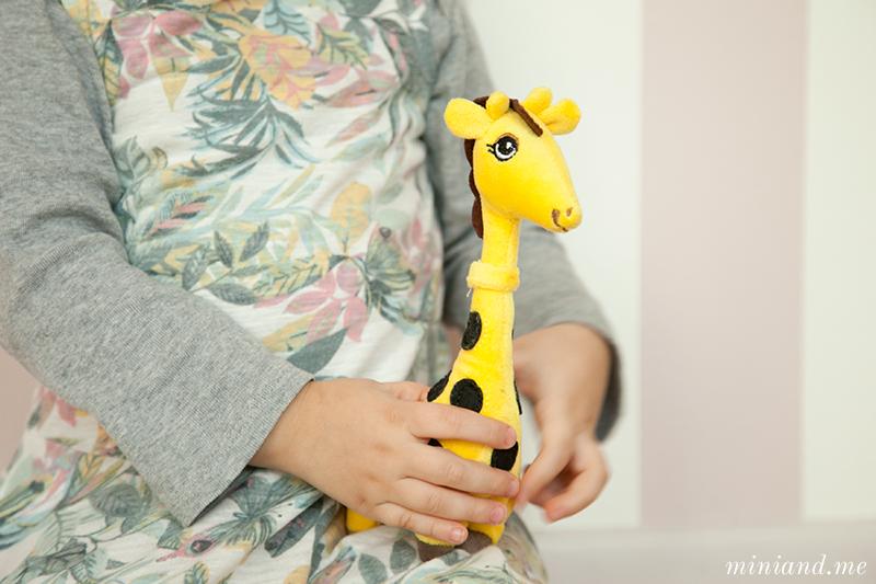 BIPA und wir: Von einer Giraffe mit Rolli, dem neuen Bonus-System und unseren liebsten Produkten für Mama und Baby