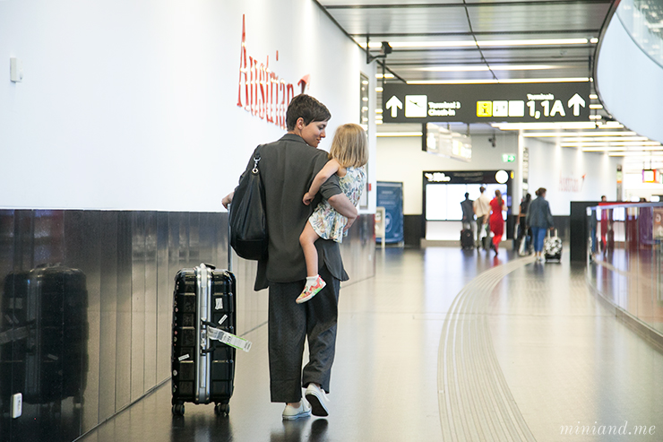 Easy Parking: Der neue Premium Pakrservice vom Flughafen Wien macht das Reisen mit Kindern angenehmer
