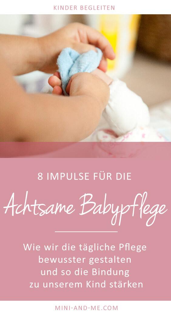 8 Impulse für die achtsame Babypflege (Baby, Neugeborenes, Leben mit Kindern, Pflege Baby, Naturkosmetik, Heilpflanze, Hebamme, Calendula, Empfehlung Hebamme, Natürliche Pflege, Zertifizierte Naturkosmetik, Slow Family, Bewusster Leben, Achtsamkeit, Achtsamkeit mit Kindern, Rund um die Familie, Mini and Me, Weleda) #achtsamkeit #achtsamkeitmitkindern #babypflege #babyritual #weleda