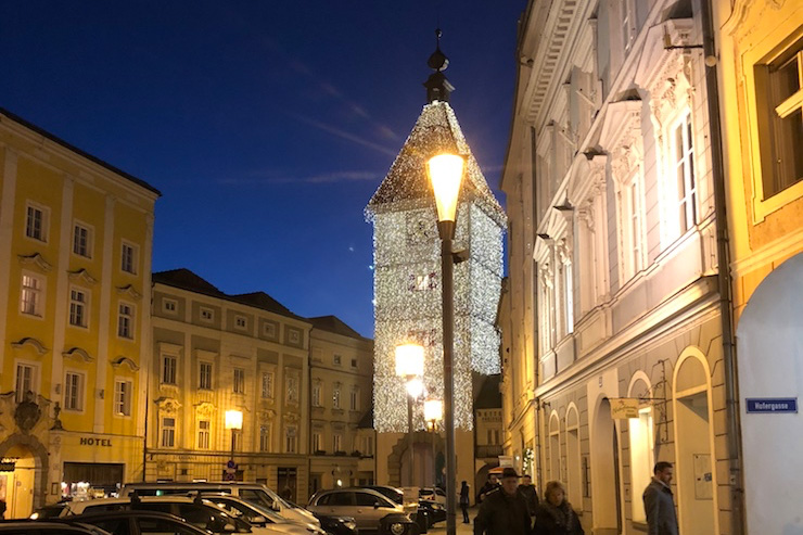 Welser Weihnachtswelt: Unser traumhafter Besuch beim Christkind