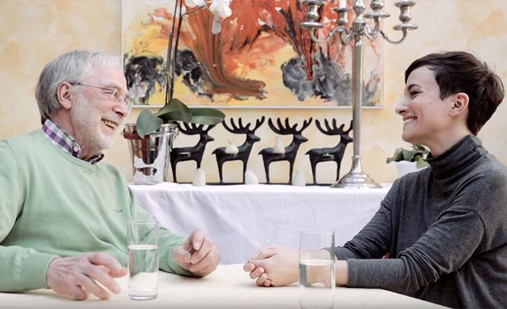 Dr. Gerald Hüther über Momente gelingender Beziehung (Mini and Me, Bewusster Leben, Akademie für Potenzialentfaltung, Würdekompass, Beziehung statt Erziehung, Familie Leben, Leben mit Kindern, Kinder begleiten) #geraldhüther #beziehungstatterziehung