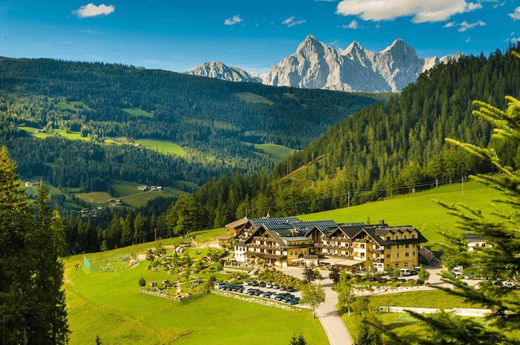 Familienhotel Seitenalm: Urlaub für die ganze Familie im außergewöhnlichen Familotel Salzburger Land